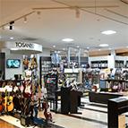 TOSANDOクロステラスセンター楽器店
